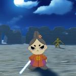 「今川さん」3DCG化:ビーム左文字で攻撃