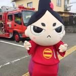 静岡市で行われた「なんぶフェスタ2015」に参加