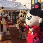 ご当地キャラクターフェスティバルin愛知「犬山」始まりました!