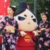 丸子稲荷神社の夏まつりに参上!