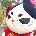 大道芸ワールドカップに今川さん登場!
