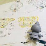 今川さんプラモデル化進行中。